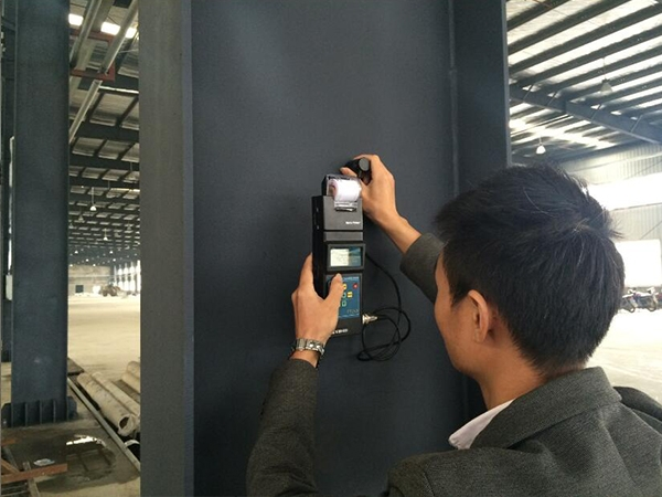 哈尔滨钢结构检测